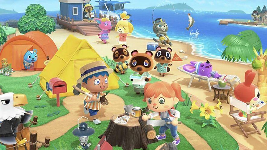 Najlepiej sprzedająca się gra w ubiegłym miesiącu w Stanach Zjednoczonych? Nowe Animal Crossing, oczywiście