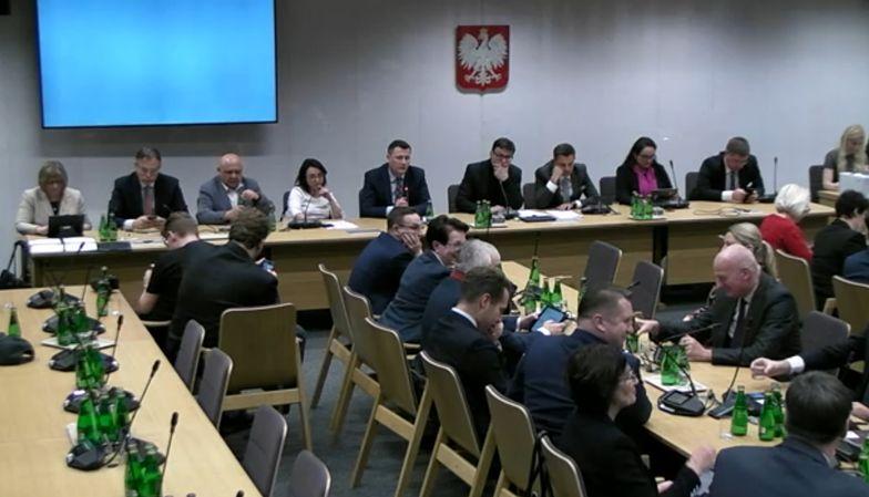 Sejmowe komisje: ustawodawcza oraz sprawiedliwości i praw człowieka