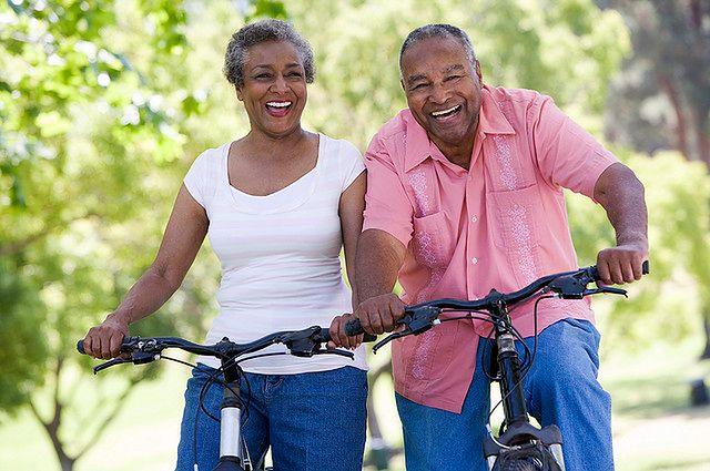Aktywność fizyczna dojrzałych osób