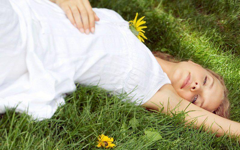 Przygotowanie do ciąży - cykl miesięczny