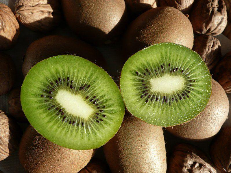 Żywność ekologiczna - kiwi