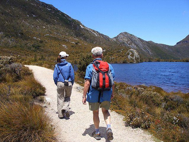 Przyjemne ćwiczenia - piesze wycieczki