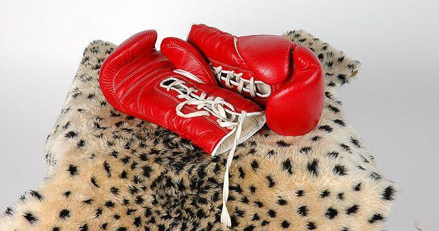 Przyjemne ćwiczenia - boks