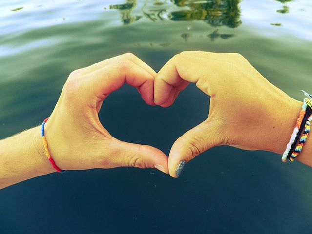 Miłość receptą na zdrowie - dobry wygląd