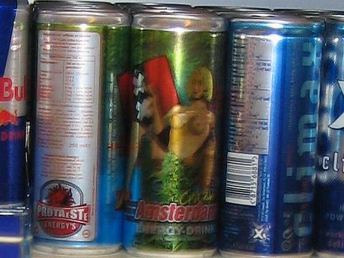 Zdrowe napoje - napoje energetyczne