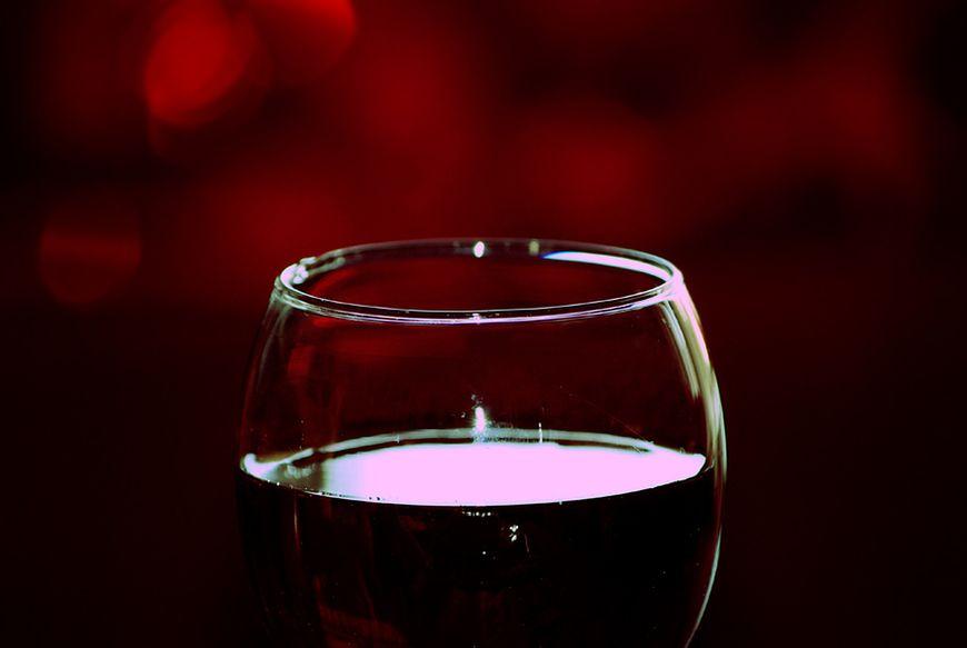Zdrowe napoje - wino w diecie