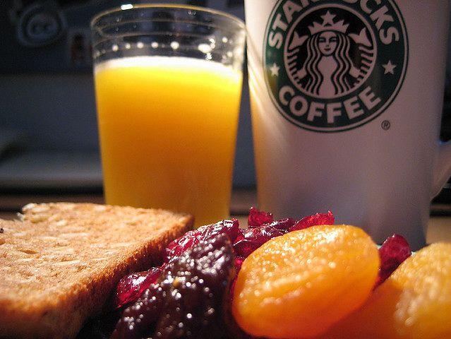 Dlaczego nie chudnę? - śniadanie