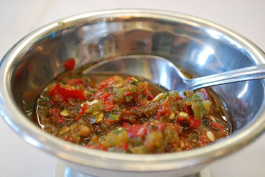 Dieta wegetariańska - wegetariańskie chilli