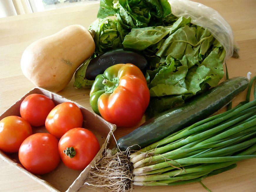 Dieta wegetariańska - odmiany