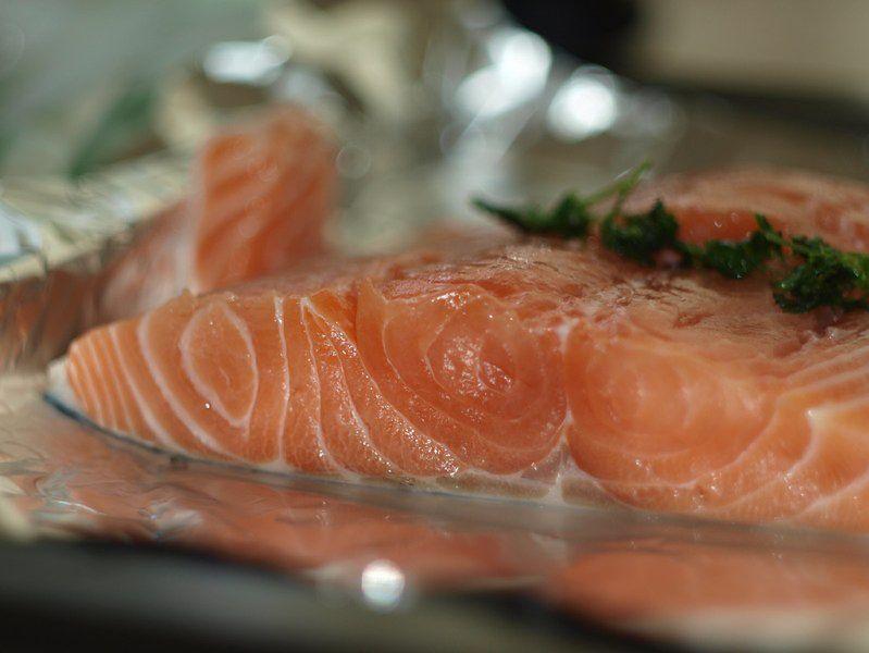 Jak zmniejszyć zmarszczki? - dieta bogata w ryby