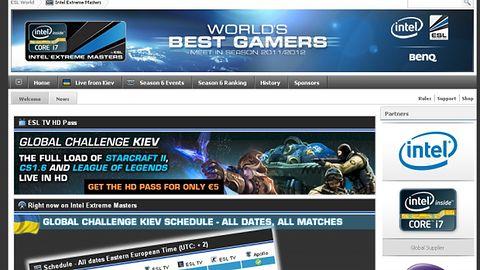 Intel Extreme Masters Kijów - esportowy weekend właśnie się zaczyna