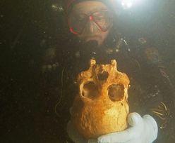 Odnaleziono 9900-letni szkielet w zatopionej jaskini. Nowe odkrycie naukowców