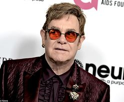 Elton John odwołuje koncerty. Wszystko przez problemy zdrowotne