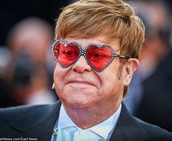 Elton John ma męża i jest zadeklarowanym gejem. Nie każdy pamięta, że poślubił Niemkę