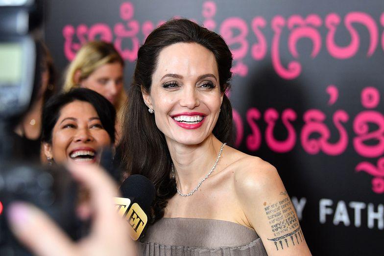 Angelina Jolie wpiła szpilę konkurentce