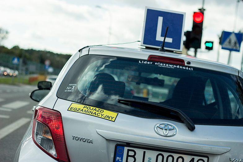 Egzamin na prawo jazdy 2019. Zmiany przepisów