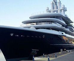 Rosyjski oligarcha stracił jacht o wartości 350 mln funtów