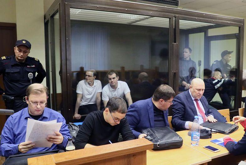 Rosja. Szokujący czyn oskarżonych o próbę obalenia Władimira Putina
