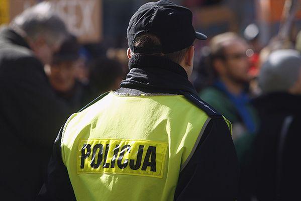 Policjanci nie łapali przestępców na siłę