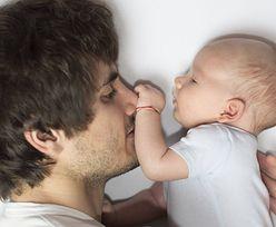Twoje dziecko jest do podobne taty? Ciesz się. Takie niemowlęta są zdrowsze