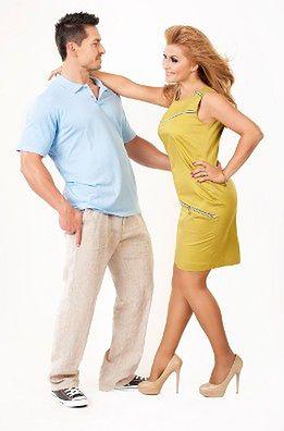 Taniec z partnerem