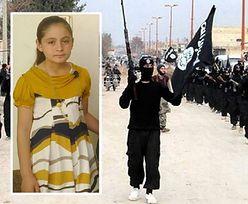 10-letnia niewolnica ISIS zaszła w ciążę. Trwa gehenna dziewczynki