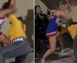 Nagranie bójki z amerykańskiej szkoły podbija sieć