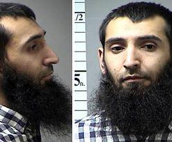 """Atak terrorystyczny w Nowym Jorku. Są zarzuty dla Sajfullo Sajpowa, zaskakujące """"żądania"""" zamachowca"""