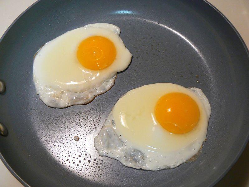 Żółtko jajka