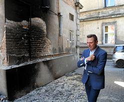 Znana przyczyna pożaru mieszkania posła PO. Doszło do podpalenia