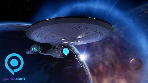 Start Trek: Bridge Crew, czyli gra o wciskaniu guzików i patrzeniu przez szybę