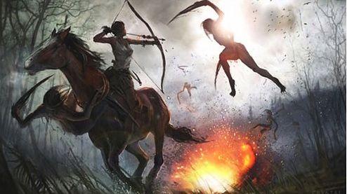 Nowy Tomb Raider w produkcji. Uśmieszek.