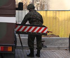 Alarm bombowy w Białymstoku. Policja zatrzymała podejrzanego