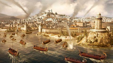 Zapowiedziano Total War: Rome 2 - opad szczeny