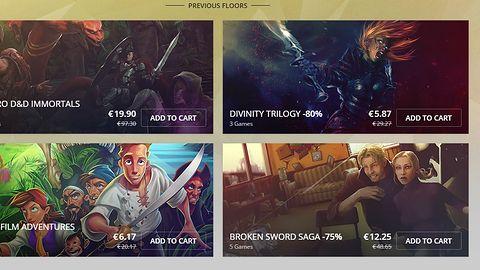 Na GOG-u znajdziemy 80-procentowe zniżki na zestawy gier