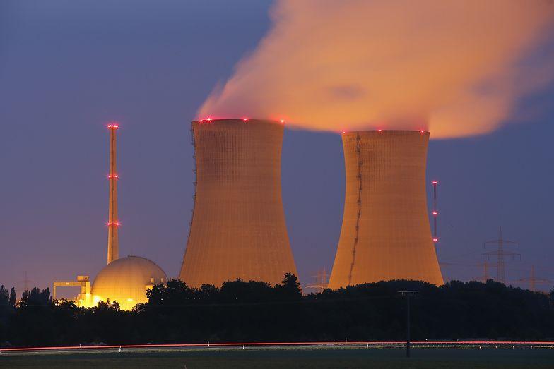 Ewakuacja we francuskiej elektrowni atomowej