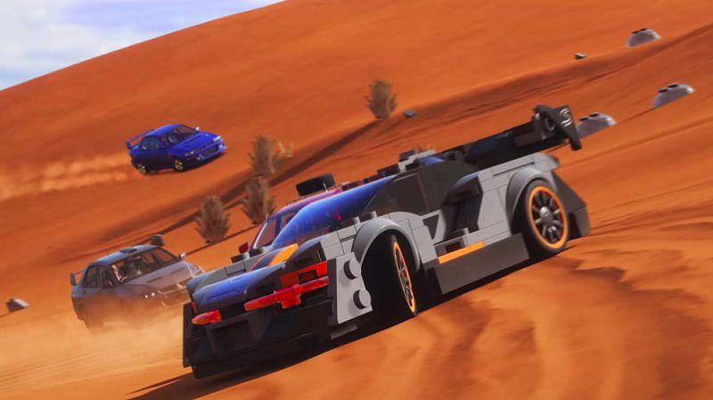 Było już Hot Wheels, to teraz Forza Horizon (4) będzie miała LEGO