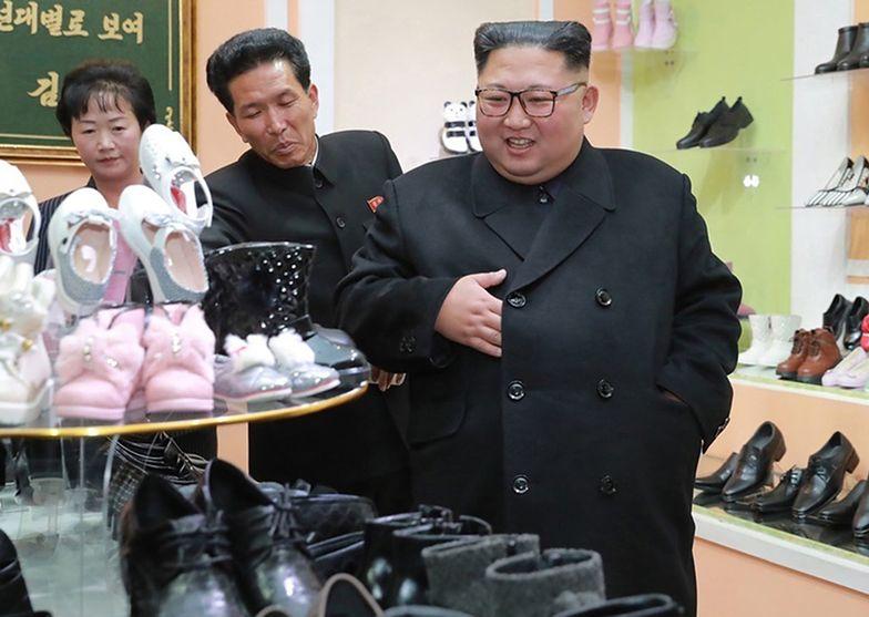 Kim będzie zadowolony. Trump przekazał mu wiadomość