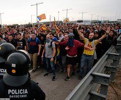 Hiszpania. Starcia w Barcelonie. Kilkadziesiąt osób rannych