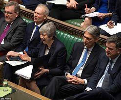 Brexit. Umowa May upada po raz trzeci, będzie twarde wyjście
