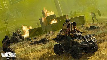 Battle royale od Activision rośnie w siłę – Warzone z 60 milionami graczy