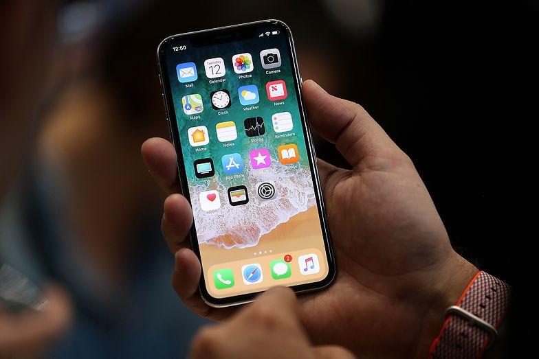 Apple zaliczył wpadkę na prezentacji iPhone X. Nie zadziałała najważniejsza nowa funkcja