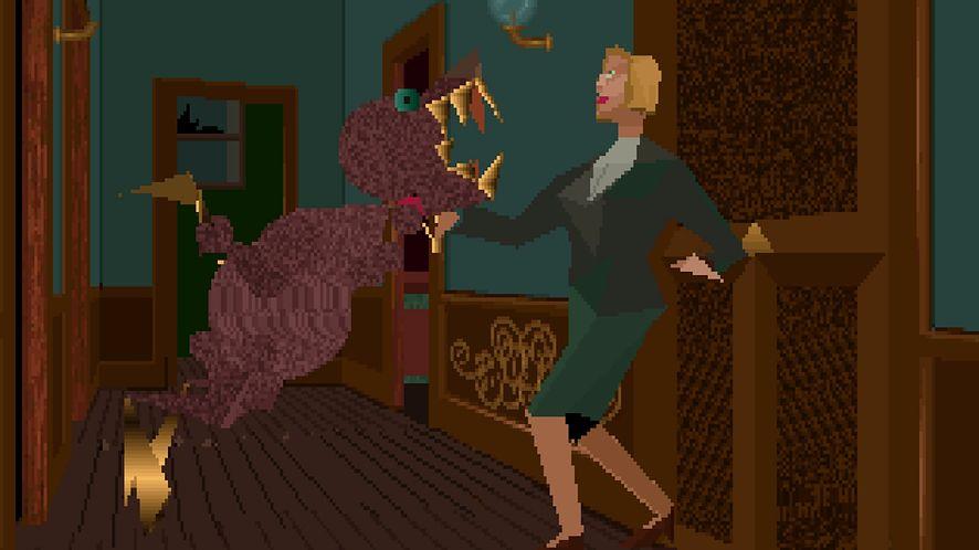 Przed Resident Evil było Alone in the Dark