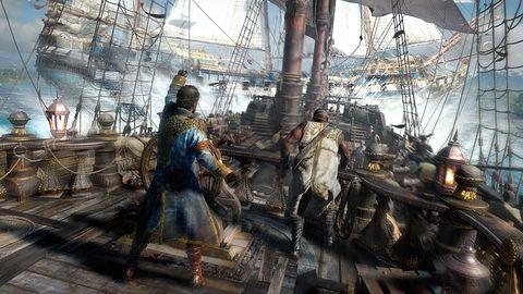 """Jak długo można ciągnąć """"Morskie opowieści""""? Ubisoft z chęcią sprawdzi przy okazji Skull and Bones"""