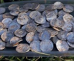 Wielka Brytania. Amatorzy znaleźli 1000-letni skarb na polu