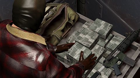 Rockstar - buch! Młotek - w ruch! O znikających funduszach w GTA Online