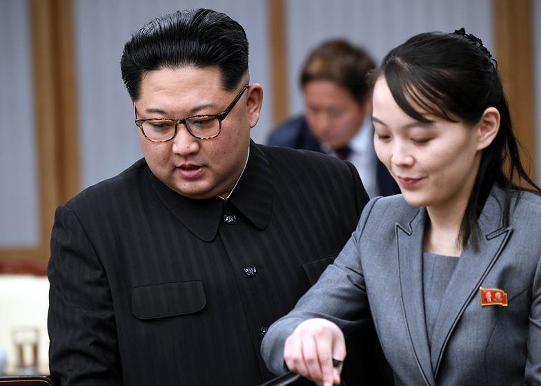 Korea Północna: Kim Dzong Un zabijał w szale, ale siostrę oszczędził