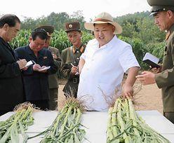 Kim Dzong Un niewiarygodnie gruby. Tyje w oczach!