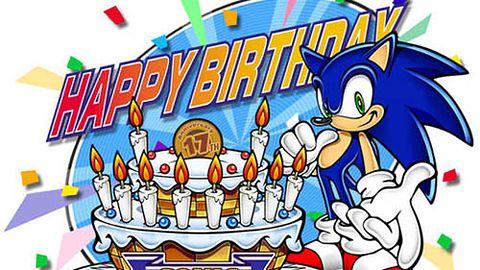 Sonic ma 19 lat, tanieją gry