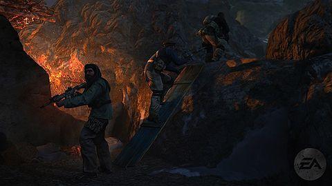Afgańska noc z Medal of Honor